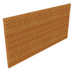 VP102 Akustik Ahşap Tavan ve Duvar Paneli