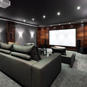 Evde Sinema Odası